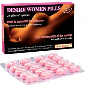 Desire women pills - 20 gelules