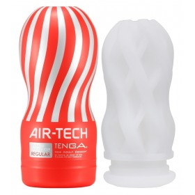 Masturbateur Tenga Air-Tech rouge