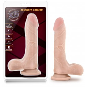 Gode Realiste Toucher Peau X5 Southern Comfort - 20 cm