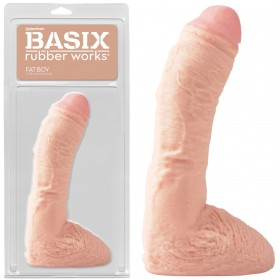 Gode extra large Basix Rubber Works Fat Boy